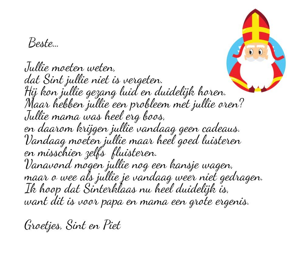 Een Heleboel Ontaarde Sinterklaas Verhalen En Fotos