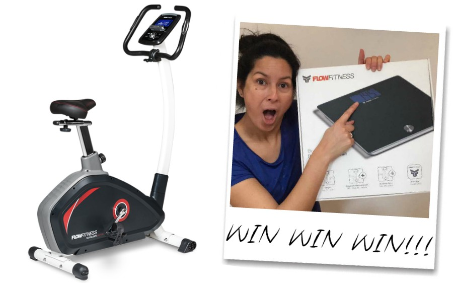 winnen flow fitness hometrainer