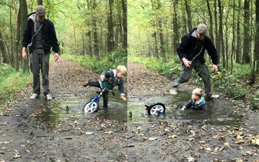 verhaal achter de foto modder