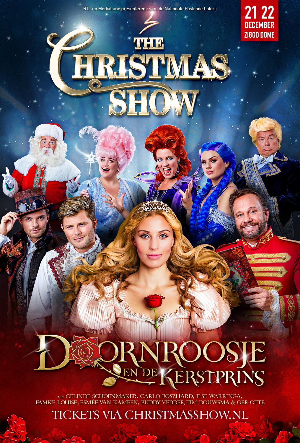 The Christmas Show poster