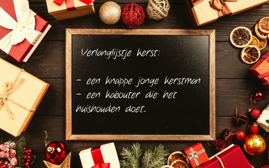 Op de Biechtstoel: 'Wat er echt op mijn verlanglijstje voor Kerst staat'