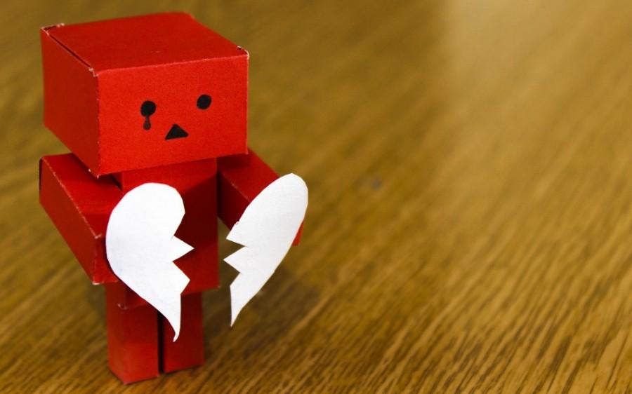 verliefd op een ander