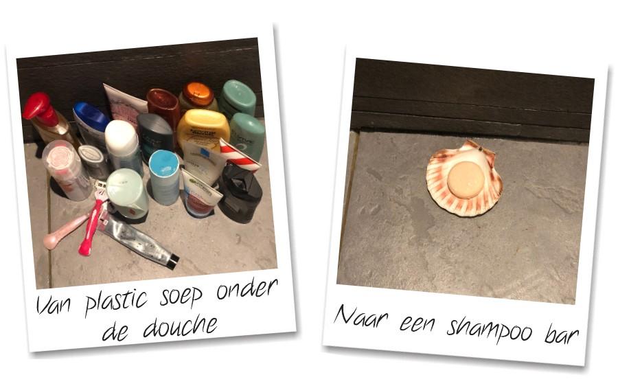Ik ben er klaar mee: weg met die plastic soep onder de douche!