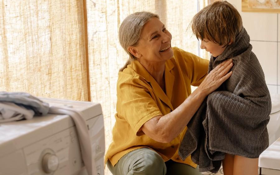 Op de biechtstoel: 'Ik voel me een ontaarde oma omdat ik niet meer wil oppassen'